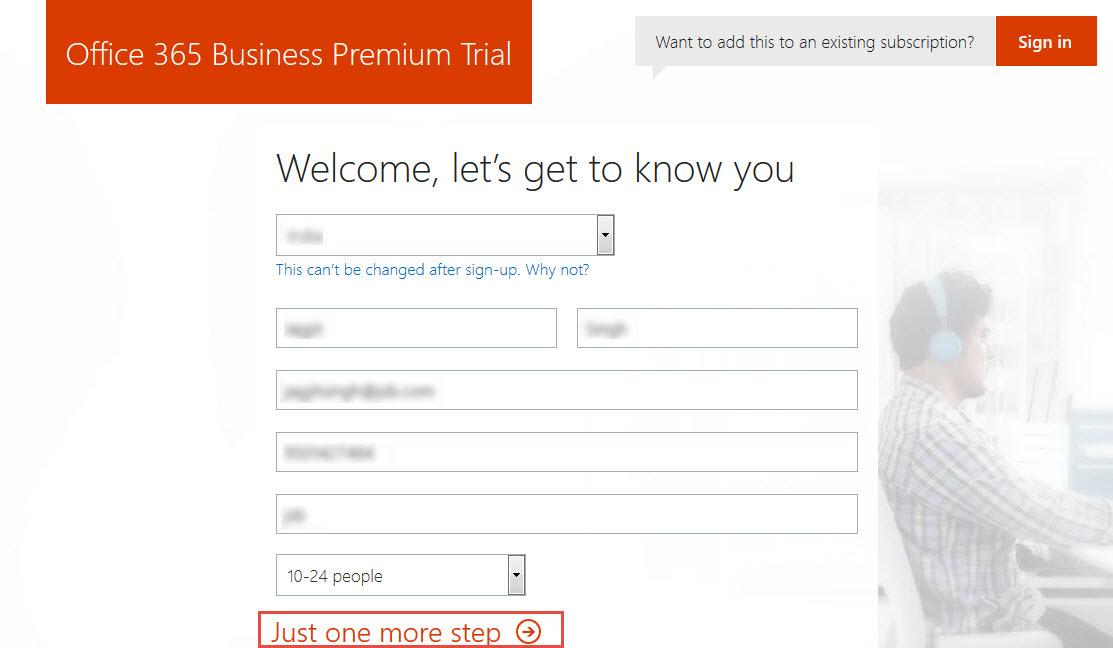 How to create office 365 admin account office 365 support - Create account in office 365 ...