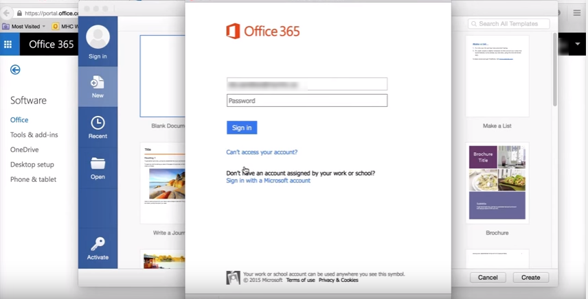 office365 12 mac