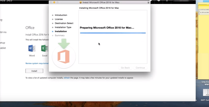 office365 8 mac